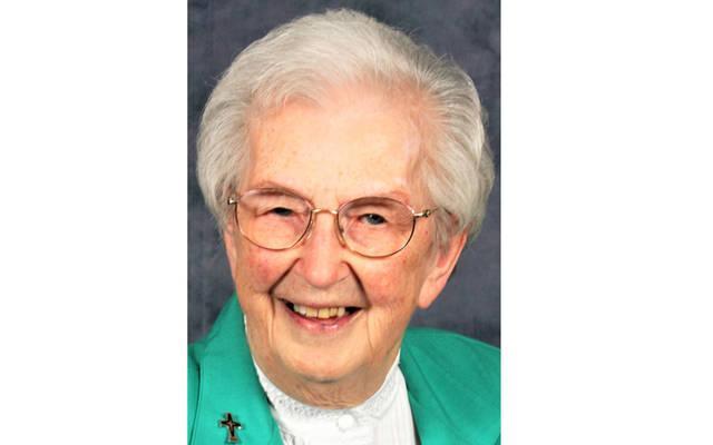<p>Sister Mary Brigid Quinn, RSM  </p>