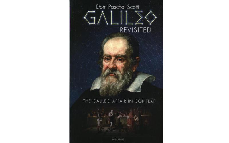 """This is the cover of """"Galileo Revisited: The Galileo Affair in Context"""" by Dom Paschal Scottie. The book is reviewed by Brian Welter. (Photo by CNS)"""