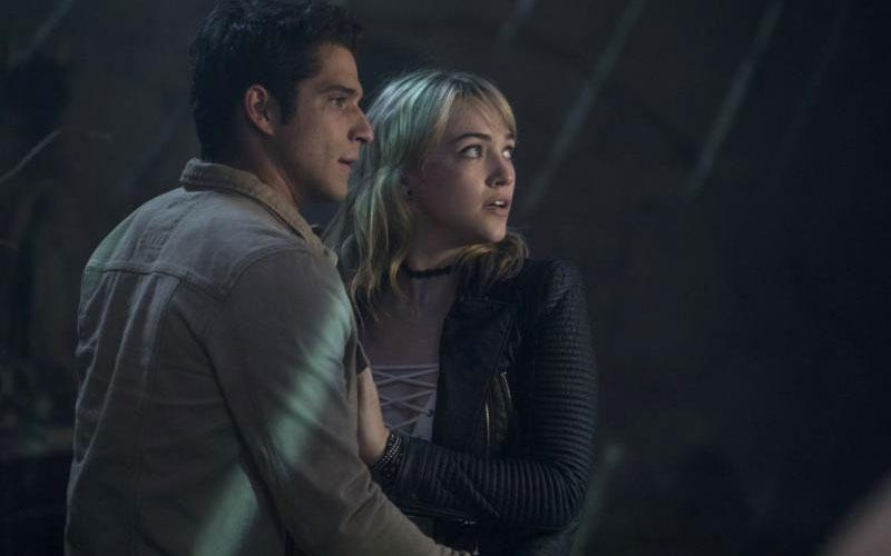 "Tyler Posey and Violett Bean star in a scene from the movie ""Blumhouse's Truth or Dare."" The Catholic News Service classification is A-III -- adults. The Motion Picture Association of America rating is PG-13 -- parents strongly cautioned. Some material may be inappropriate for children under 13. (CNS photo by Universal)"