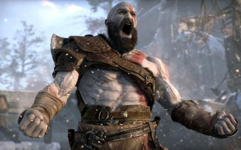 """This is an image from the video game """"God of War."""" The Catholic News Service classification is A-III -- adults. The Entertainment Software Rating Board rating is M -- mature. (CNS by Sony Interactive Entertainment)"""