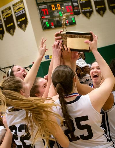 Our Lady of Mercy Wins Section 5