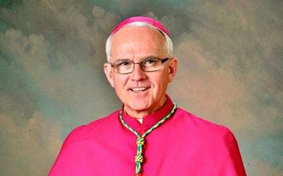 Bishop Terry R. LaValley was ordained and installed as 14th Bishop of the Diocese of Ogdensburg in 2010.