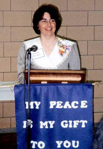 Giovina Caroscio, executive director from 1982-2003.
