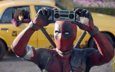 "Ryan Reynolds stars in a scene from the movie ""Deadpool 2."" (CNS photo by Twentieth Century Fox)"