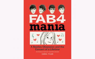 "This is cartoonist Carol Tyler's graphic memoir ""Fab4 Mania: A Beatles Obsession and the Concert of a Lifetime."" Her graphic memoir is an annotated facsimile of a diary she kept as a teenager in the 1960s. Tyler was a schoolgirl outside of Chicago when her world was upended by hearing the Beatles for the first time. (CNS photo by Fantagraphics)"