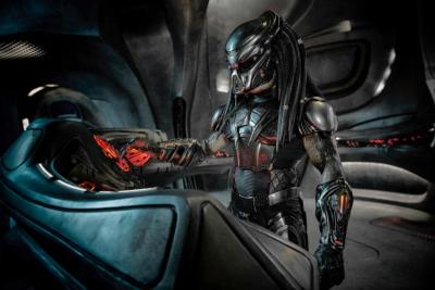 """This is a scene from the movie """"The Predator."""" (CNS photo by Fox)"""