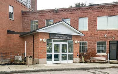 <p>The office of Schuyler Catholic Charities has been moved to the basement of the Schuyler County Office Building in Watkins Glen.  </p>
