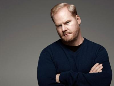 "Jim Gaffigan, the comic actor known both for his funny books like ""Dad Is Fat"" and ""Food: A Love Story"" and his inclusion of his Catholicism in his stand-up routines, is pictured in a 2010 photo. Gaffigan and his wife, Jeannie, have collaborated on a new TV Land cable sitcom, ""The Jim Gaffigan Show."""