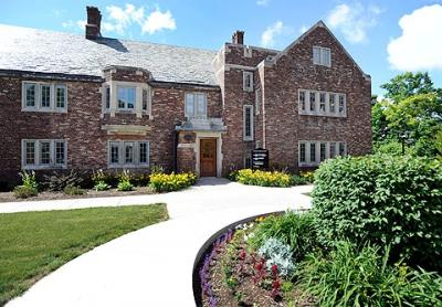 The B. Thomas Golisano Hope Lodge Hospitality House, which providesaccommodations and support for cancer patients, opened on the campus of Colgate Rochester Crozer Divinity School in June 2010.