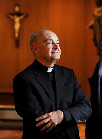 Father Thomas Nellis.