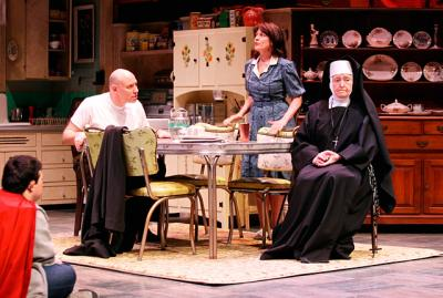 "Tom Dudzick's ""Miracle on South Division Street,"" which is about a Catholic family, is part of Geva Theatre's 2015-16 lineup. Dudzick's ""Over the Tavern"" (above) was performed at Geva in 2011."