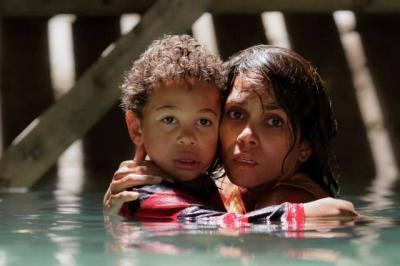 "<p>Sage Correa and Halle Berry star in a scene from the movie ""Kidnap.""  </p>"