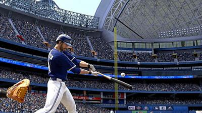 "This is an image from the video game ""MLB 14: The Show."" The Catholic News Service classification is A-I -- general patronage. The Entertainment Software Rating Board rating is E -- Everyone."